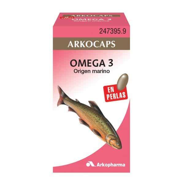 Arkocaps Omega 3 100 cáps
