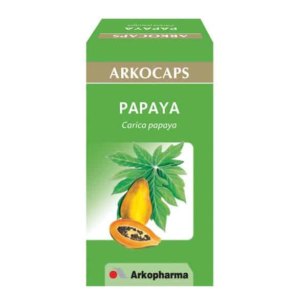 Arkocaps Papaya 50 cáps