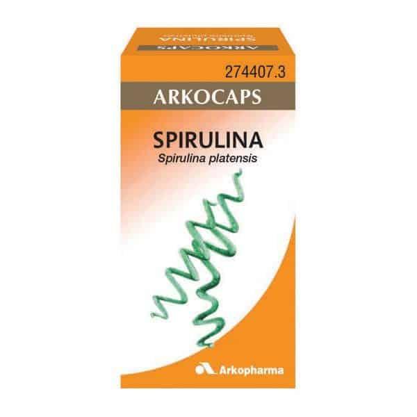 Arkocaps Espirulina