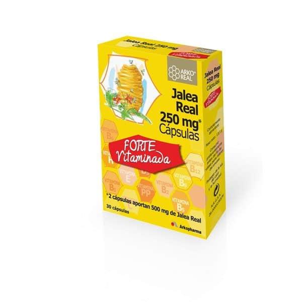 Arko Real Jalea Real Vitaminada FORTE 250 mg 30 cáps.