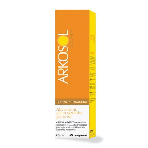 ArkoSol Crema Reparadora