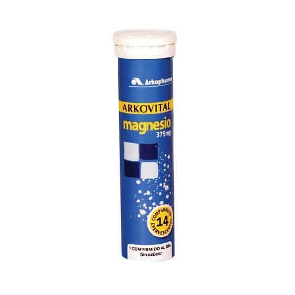 Arkovital Magnesio 14 comps. efervescentes