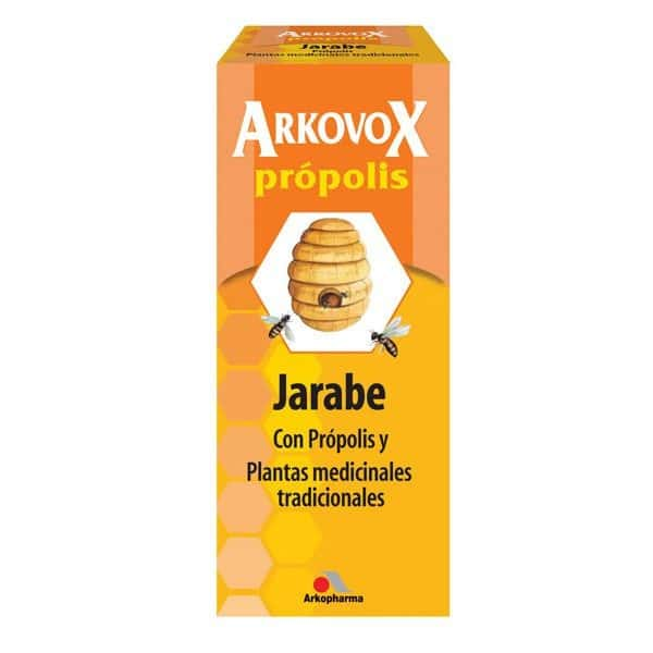 Arkovox Jarabe con Própolis