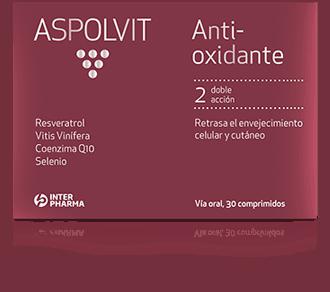 Comprar Aspolvit Antioxidante 30 Comprimidos