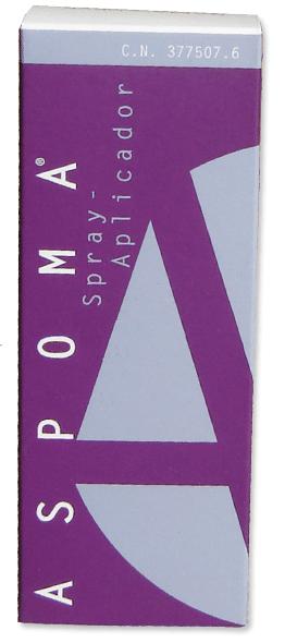 Aspoma Spray Aplicador 75 ml