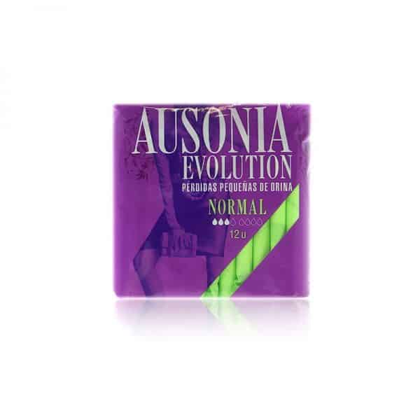 Comprar Ausonia Evolution Normal 12 Ud