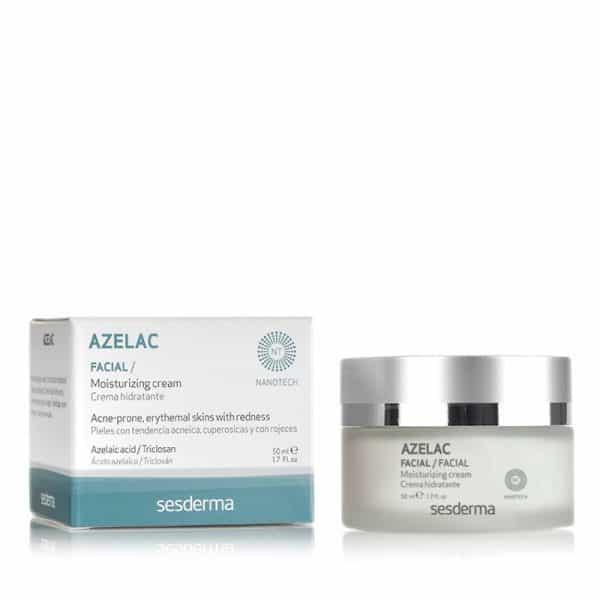 Comprar Azelac Crema 50 Ml - Crema Hidratante Pieles Secas