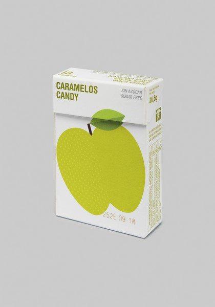 Balmelos 36.5 gr Caramelos Sin Azúcar Sabor Manzana Verde de Interapothek