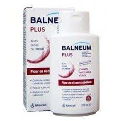 Balneum Plus Champú Anticaspa Forte - Para Cabellos grasos