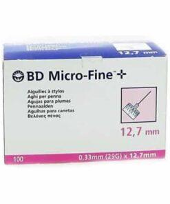 Microfine Aguja BD 29 Gr 0