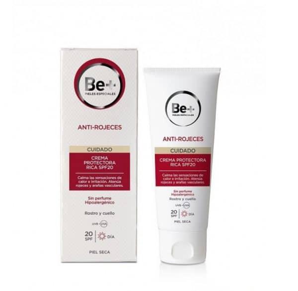 Comprar Be+ Anti-Rojeces Crema Protectora Rica SPF 20