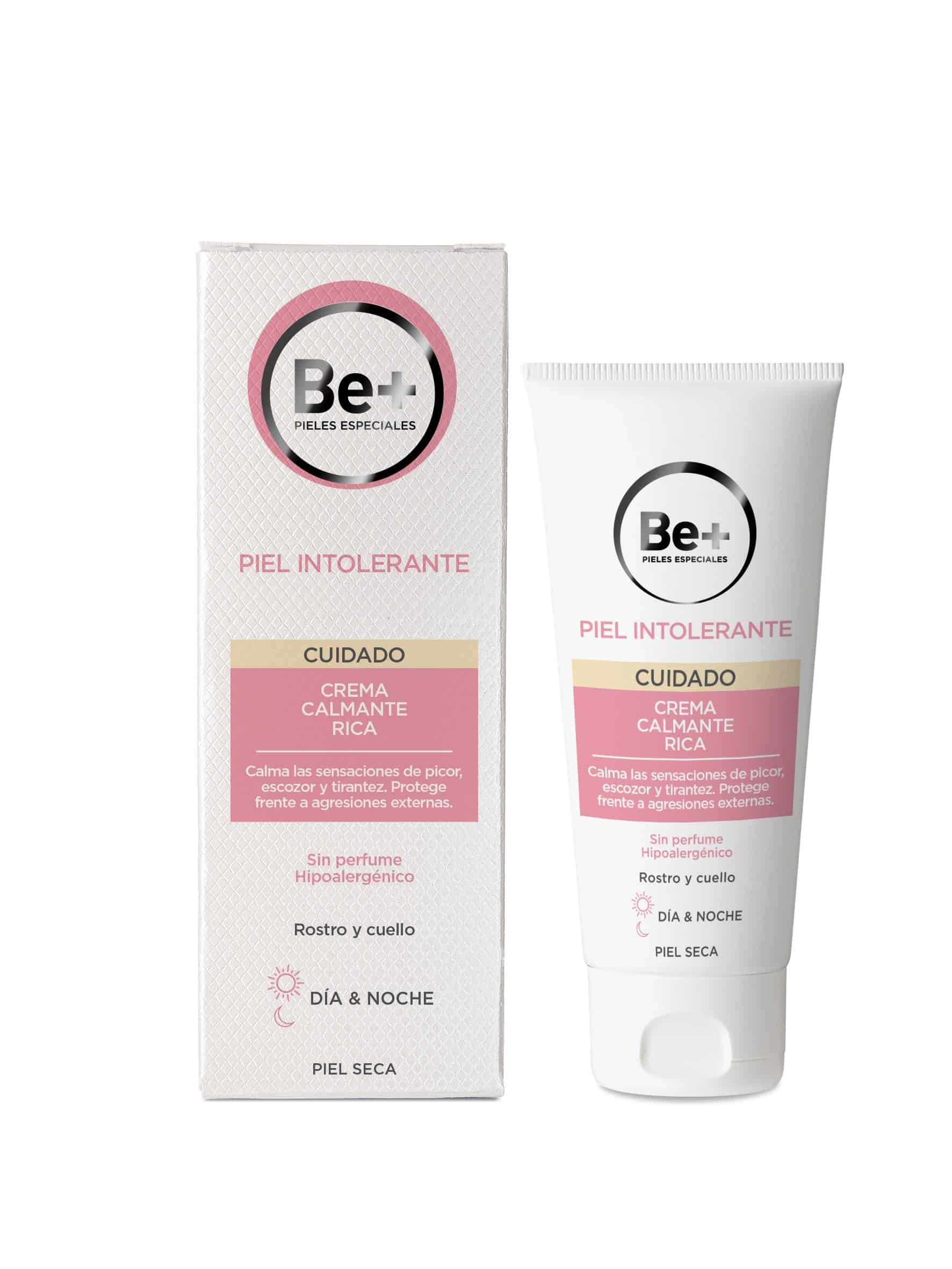 Comprar Be+ Crema Calmante Rica 50 ml