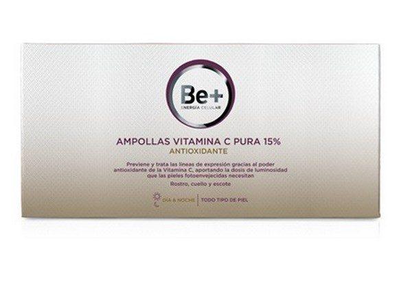 Comprar  Be+ Ampollas Vitamina C Pura 15% Todo Tipo de Piel