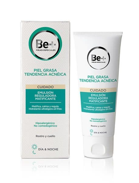 Comprar Be+ Emulsión Reguladora Matificante 50ml