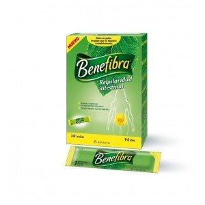 Comprar Benefibra Fibra Soluble Líquido 12 Sobres