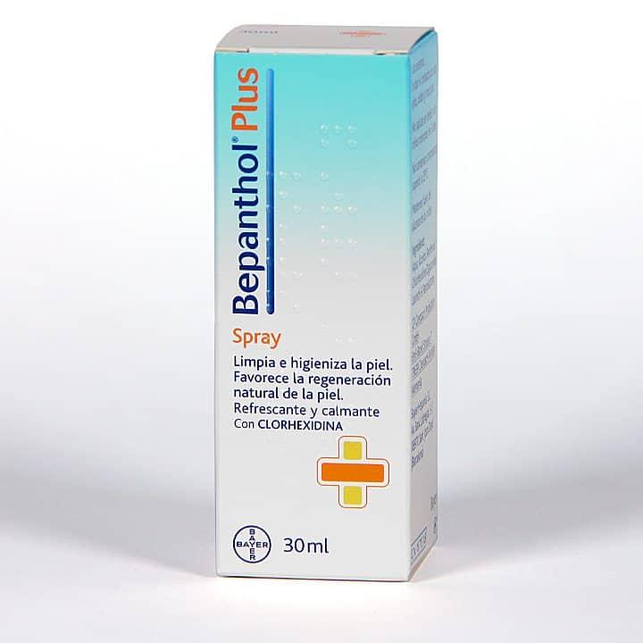 Comprar Bepanthol Plus Spray 30 Ml