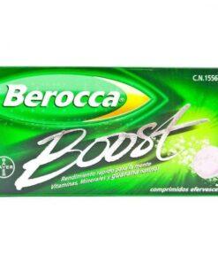 Berocca Boost 30 Comp Efervescente - Complemento Alimenticio Energía