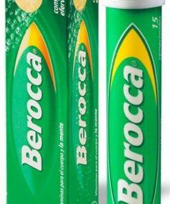 Comprar Berocca 15 Comp Efervescentes
