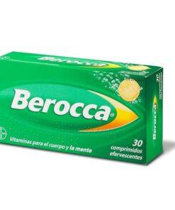 Comprar Berocca 30 Comp Efervescentes