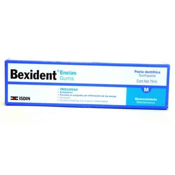 Comprar Bexident Encias Pasta Dental Triclosan 125 ml