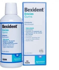 Comprar Bexident Encías Colutorio Triclosan 0.15%  500 ml - Antiplaca