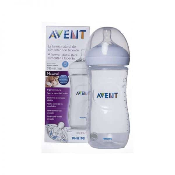 Comprar Philips Avent Biberón Pp Natural 330 ml