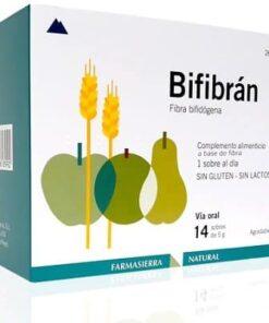 Bifibran Rico Fibra Bifidógena 14 Sobres