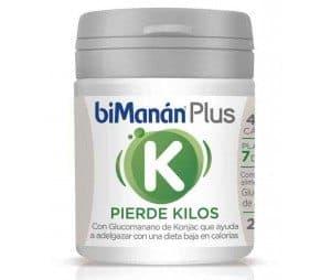 Comprar Bimanán Plus K 42 Cápsulas