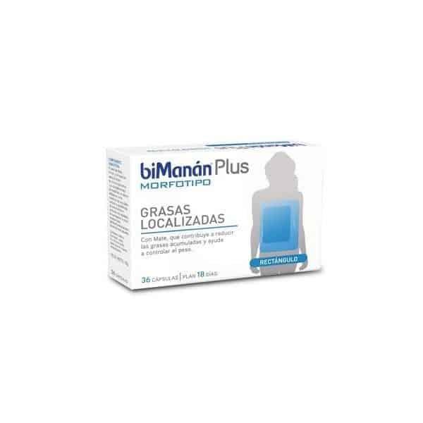 Comprar Bimanán Plus Morfotipo Rectángulo 36 Cápsulas