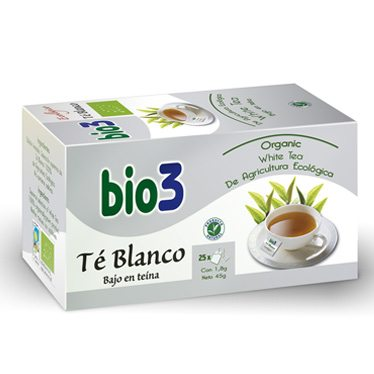 Bio3 Té Blanco