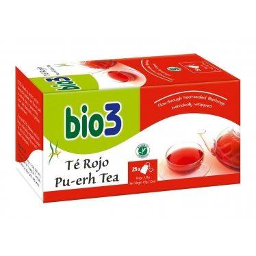 Bio3 Té Rojo Pur-erh
