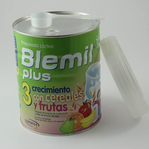 Comprar Blemil Plus 3 Cereales y Frutas 800 Gr