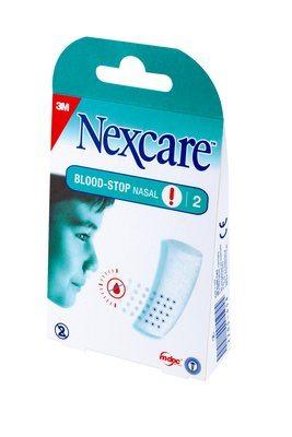 Comprar Nexcare Blood Stop Tapón Nasal 2 Ud
