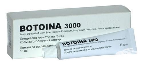Comprar Botoina Contorno De Ojos 3000 Tubo 15 ml