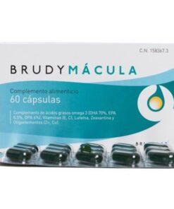 Comprar BrudyMácula 60 Cápsulas Brudylab