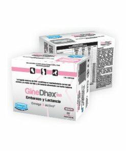 Comprar Ginedhax Embarazo-Lactancia 550 mg 80 Cáps