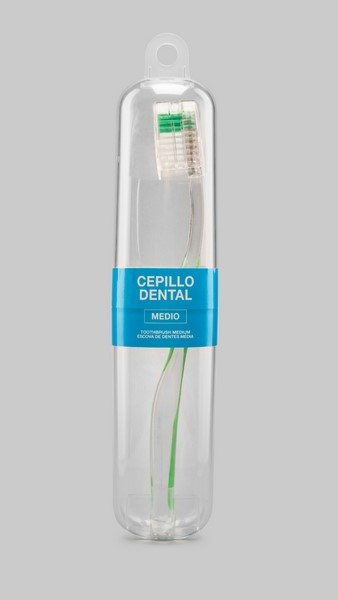 Cepillo Dental Nivel de Dureza Medio de Interapothek