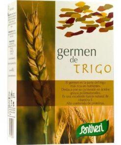 Comprar Santiveri Germen de Trigo Polvo 400 gr