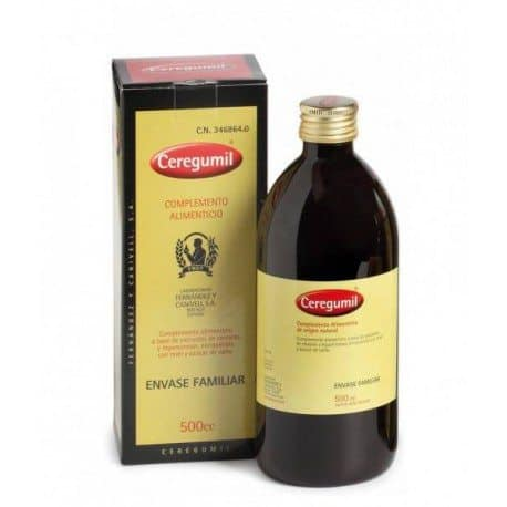 Ceregumil Envase Familiar 500 Cc