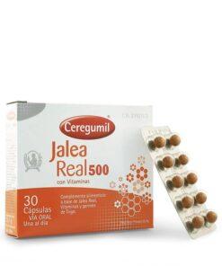 Ceregumil Jalea Real 500 Vitaminas 30 Cápsulas