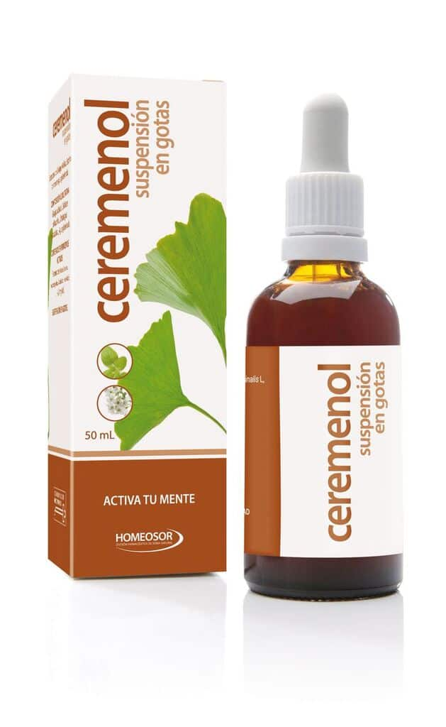 Comprar Homeosor Ceremenol Gotas 50 ml