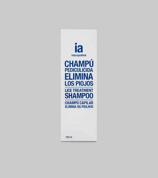 Champú Antipiojos 150 ml de Interapothek
