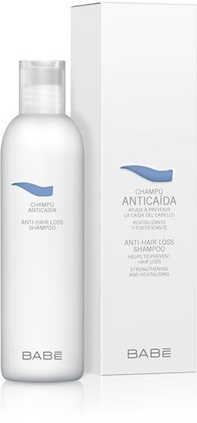 Babe Champú Anticaida 250ml - Ayuda a prevenir la caída del cabello