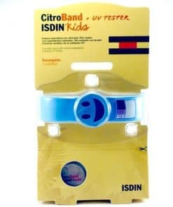 Comprar Citroband Isdin Kids Pulsera Antimosquitos con 2 Recargas