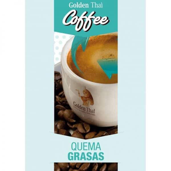 Coffee Quemagrasas 10 Sobres - Quemagrasas