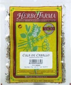 Cola De Caballo Herbofarma Al Vacío 20 Gr