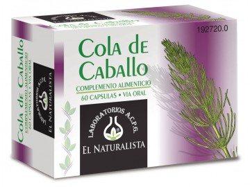 Comprar El Naturalista Cola de Caballo 60 Cáps