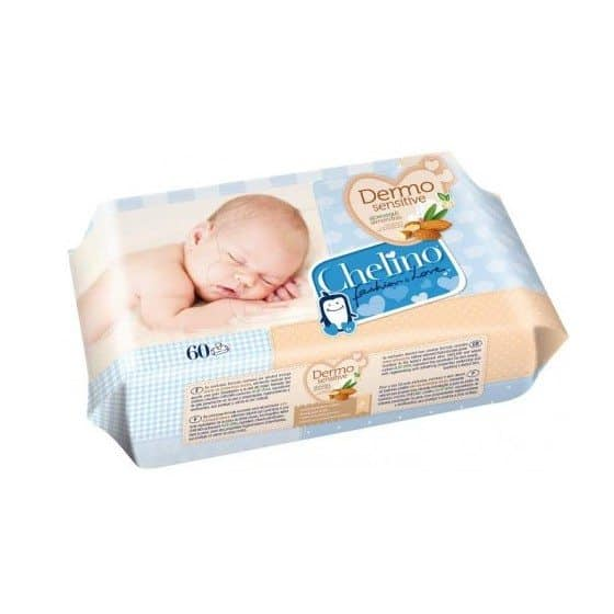 Comprar Toallitas Infantiles Chelino Fashion&Love 60ud