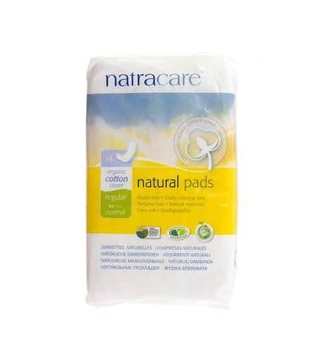 Comprar Compresa Regular Natracare 14 Unidades
