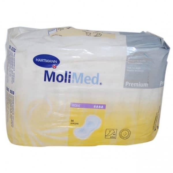 Molimed Femenino Maxi 14 Unidades
